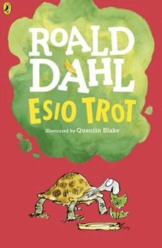 ESIO TROT by Roald Dahl,illustrated by Quentin Blake Paperback Brand New Book UK