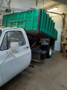 One ton 1973chev truck