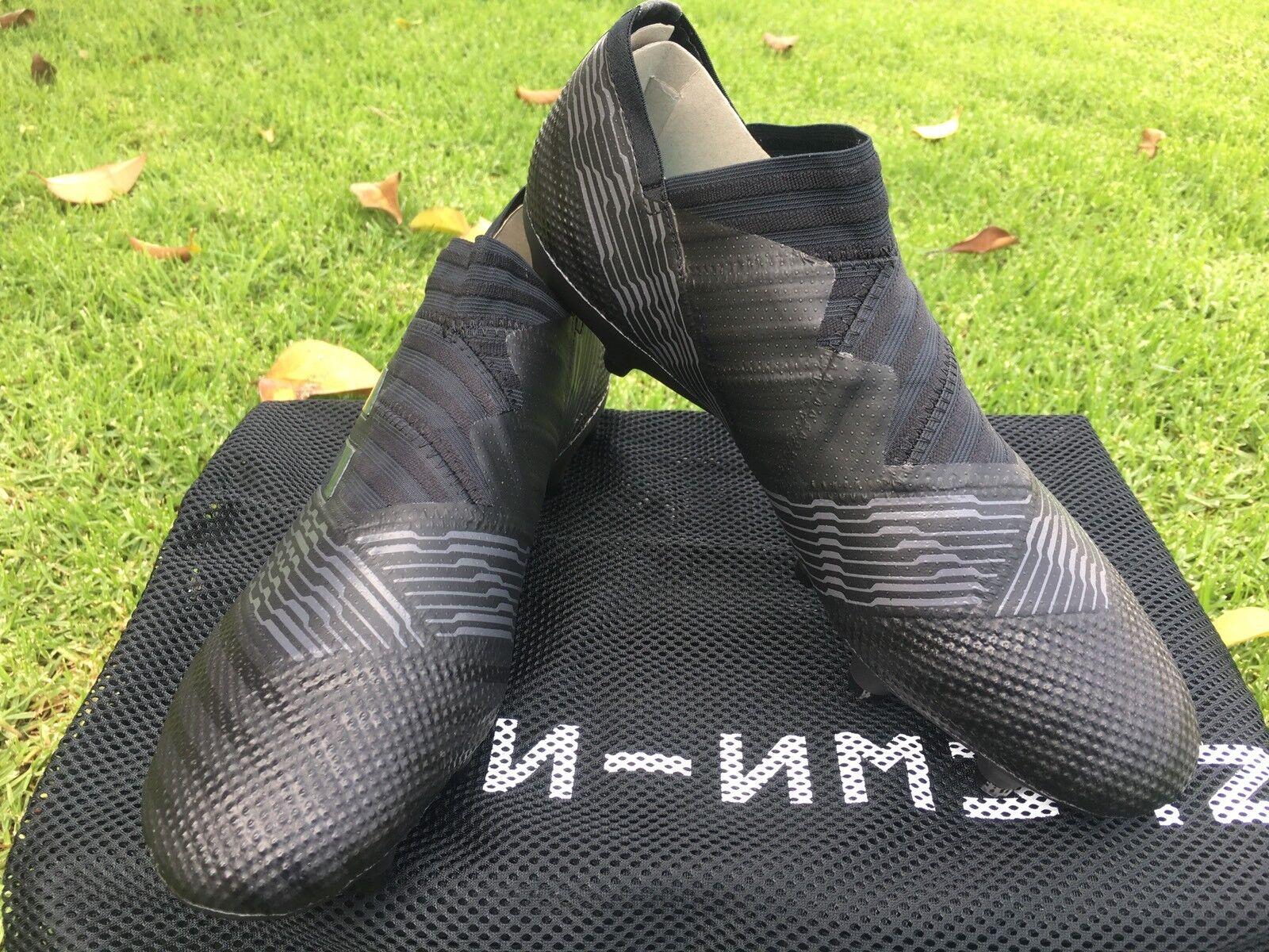 Adidas Nemeziz 17+ 360Agility Fg Fútbol Tacos noir noir Tamaño noir 9