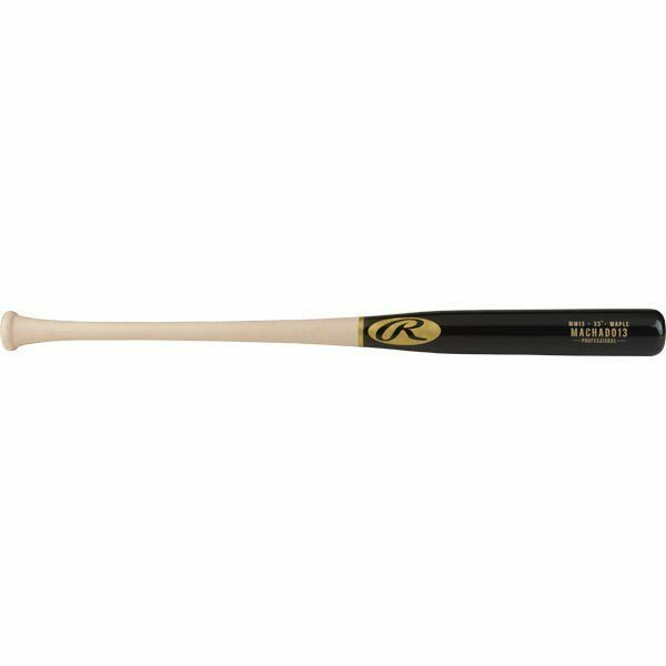 NEW Profile Rawlings Manny Machado Game Day Profile NEW Maple Wood Bat 2 3/8