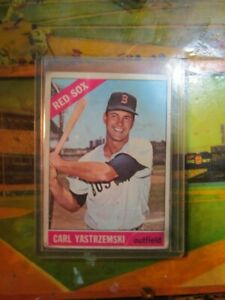 1966-Topps-Carl-Yastrzemski-Boston-Red-Sox-Baseball-Card