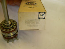 New* Allen Bradley JD1N200P503UA 50K 2W Dual Pot    B4