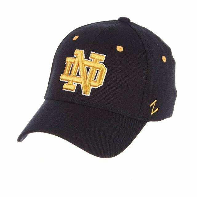 Team Color NCAA Notre Dame Fighting Irish Mens Scholarship Relaxed Hat Adjustable Size