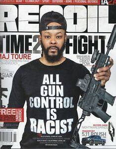 RECOIL  Issue #  53 All Gun Control is Racist
