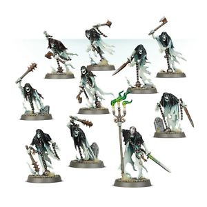 Warhammer-Age-of-Sigmar-Nighthaunt-Easy-to-Build-Chainrasp-Hordes-x-10-New