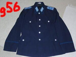 g 56 Meister der Transportpolizei Volkspolizei Uniform Trapo MdI KG VP DDR KVP