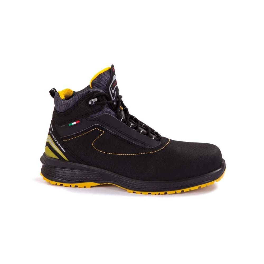 Chaussures de Prougeection de Travail de Sécurité Prougeection Haute Giasco Libra