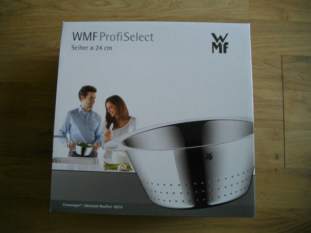 WMF Profi Select Seiher Sieb Küchensieb 24 cm Art.-Nr. 0646196040