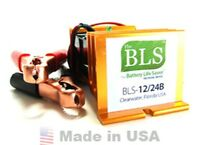 Battery Life Savers, Bls-12/24-b, Battery Saver Desulfator