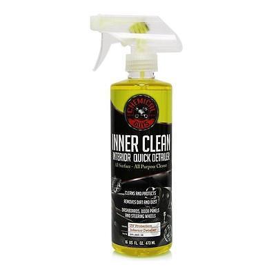 Chemical Guys Inner Clean Interior Quick Detailer/Cleaner 473ml + Microfibre