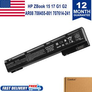 Battery-For-HP-ZBook-15-17-G1-G2-AR08-AR08XL-707614-121-HSTNN-IB4I-8-Cell-FAST