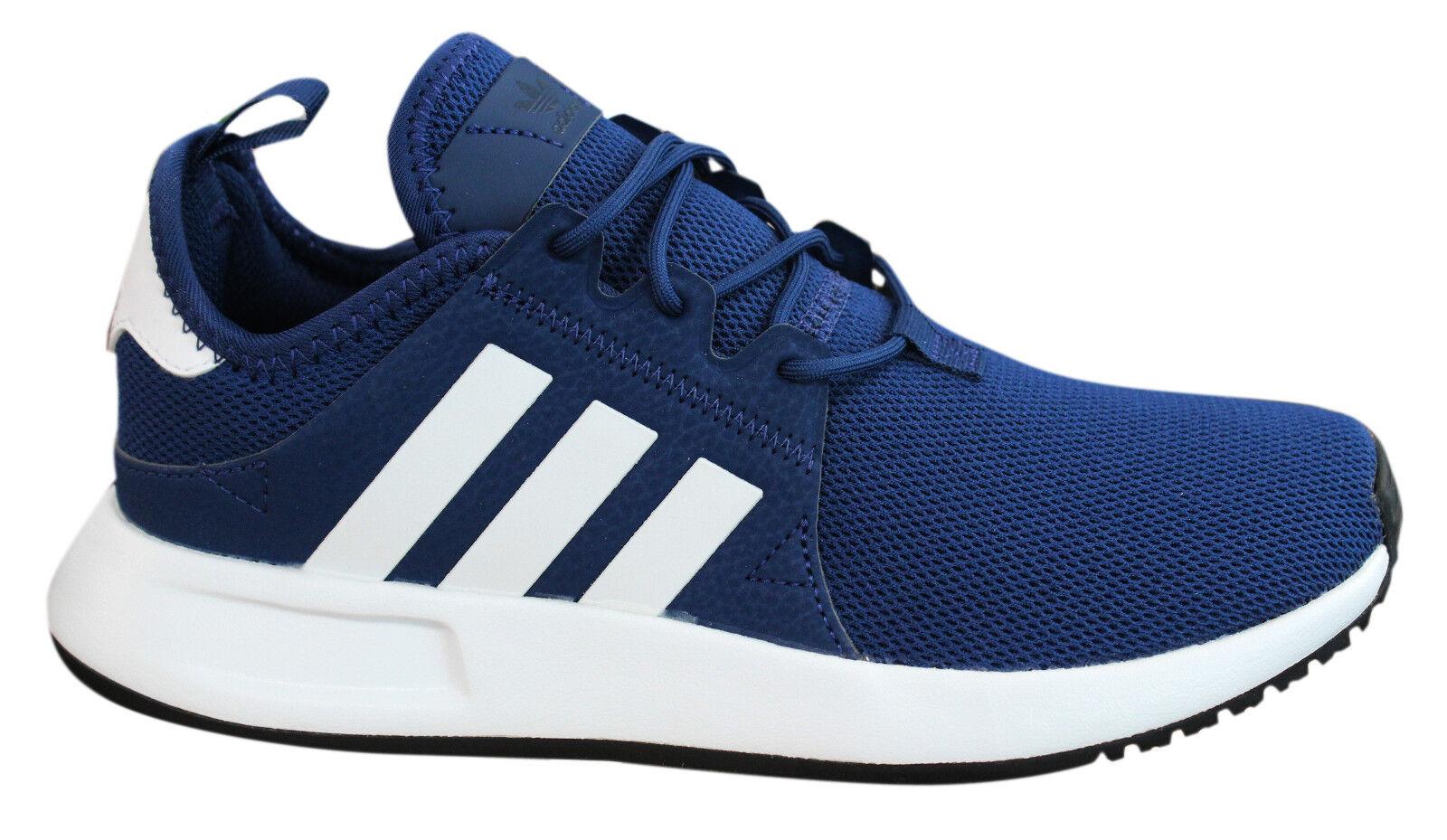 Adidas Originals X_PLR Mens Trainers Lace Up shoes bluee Textile Mesh BY8689 M17
