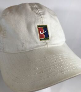 Image is loading Vintage-Nike-Supreme-Court-logo-Off-White-Baseball- 79a517666f6