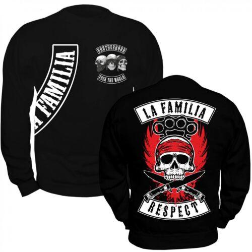 La Familia No Mercy Gang Fuck shirt Respectcriminal Sweat OfaTqT