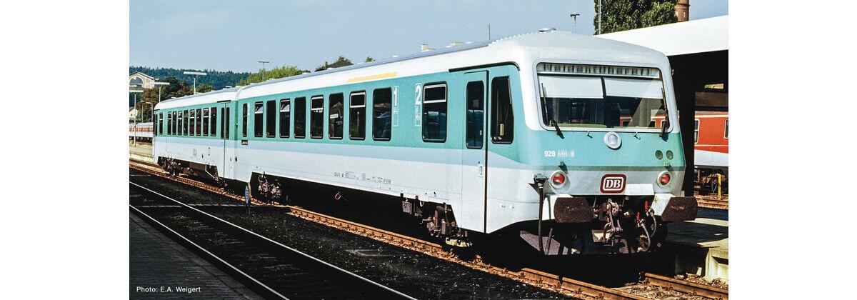 Roco 78075, dieseltriebwagen br 628, DB, digital + Sound, nuevo y en su embalaje original, h0 AC
