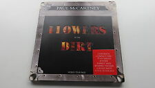 PAUL McCARTNEY ORIGINAL 1989 UK CD  FLOWERS IN THE DIRT WORLD TOUR PACK  01619