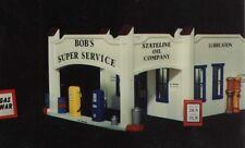 BOB'S SUPER SERVICE - N-660 - N Scale by Randy Brown