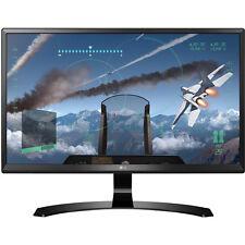 "LG 24UD58-B 24"" 16:9 4K UHD (3840 x 2160) FreeSync IPS Monitor"