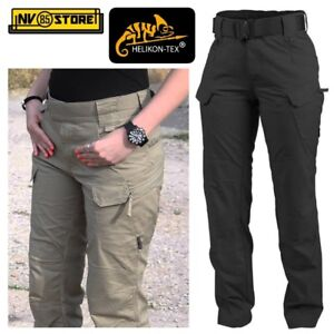 Pantaloni HELIKON-TEX UTW Donna Tactical Pants Tattici Softair Militari Outdoor