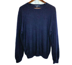 J-Crew-Men-039-s-Sweater-Pullover-Long-sleeve-100-Merino-Wool-Size-Large