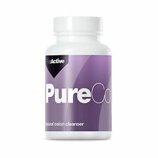 PureCol Colon CLEANSER corpo Detox gonfiore addominale sollievo Pillole Dimagranti x 30 RE: attivo