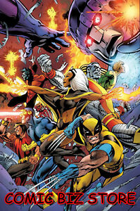 AVENGERS #10 (2018) 1ST PRINT DAVIS UNCANNY X-MEN VARIANT COVER MARVEL ($5.99)