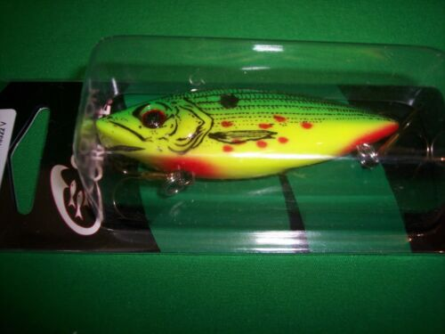 """2 Pk Cordell Rattle Spot Rattle Trap Glitter Shad /& Wounded Tiger Shad 3/"""""""