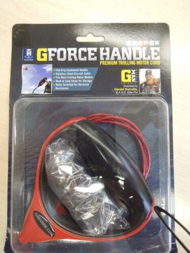 G Force Handle  TH Marine Minn Kota Motorguide trolling motor  GFH-1R-DP RED