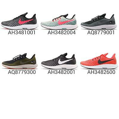 Kids Nike Pegasus 35 GS Black Footwear Junior Running