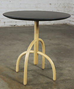 Image Is Loading Knoll Saguaro Cactus Wood Base Table With Slate