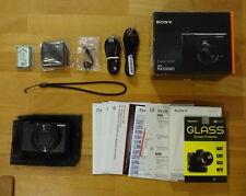Sony Cyber-shot DSC-RX100M3 20,1 MP Digitalkamera Schwarz M3 RX100 III +Rechnung