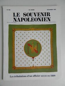Rivista Fondotinta Il Souvenir Napoleonica N° 386 Dicembre 1992