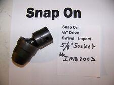 Snap On 12 Drive Swivel Impact Flex 58 Socket Imb200d