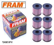 6-PACK - FRAM Ultra Synthetic Oil Filter - Top of the Line - FRAM's Best XG9972