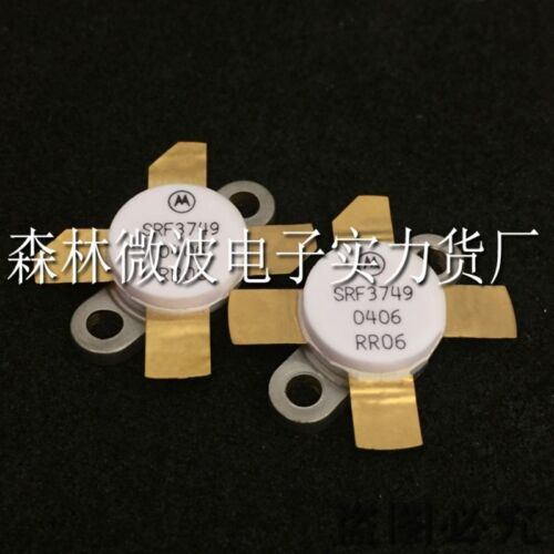 1PCS  RF//VHF//UHF Transistor MOTOROLA CASE-211-11 SRF3749