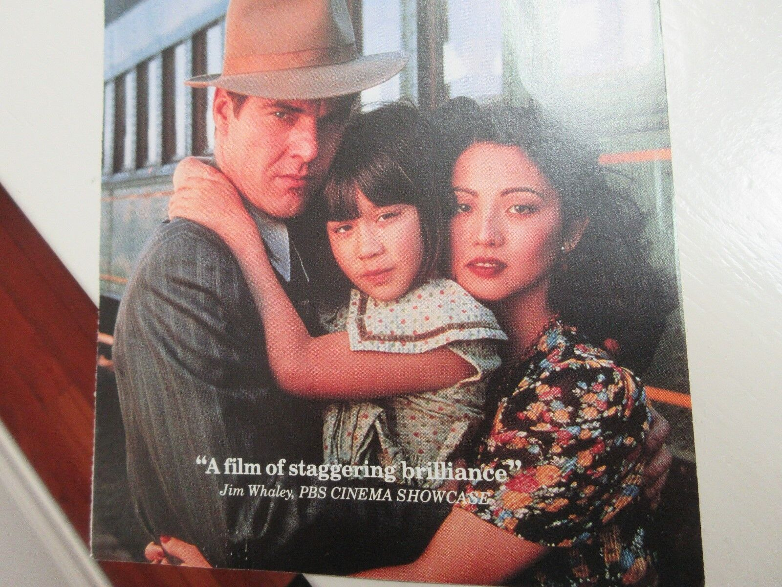 Movie Card , Dennis Quaid , Tamlyn Tomita , Come See Th