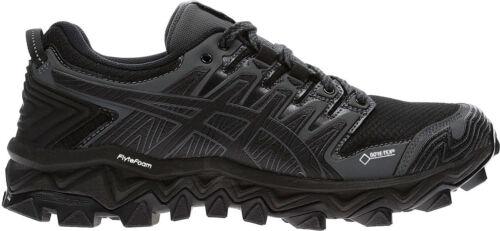Asics Gel FujiTrabuco 7 GTX Womens Trail Running Shoes Black