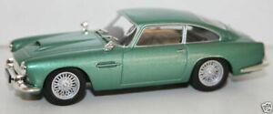 Escala-1-43-Modelo-De-Metal-Fundido-Aston-Martin-DB4-Coupe-Verde