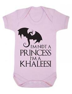 Im not a princess, I'm a Khaleesi - Game Of Thrones Baby ...