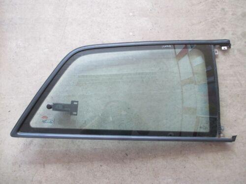 Ausstellfenster arrière droit Audi a3 s3 8l latérale vitre