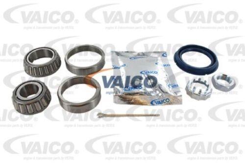 Set cuscinetto ruota set cuscinetto ruota wheel bearing originali VAICO qualità Posteriore