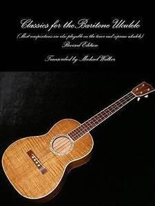Classics-for-the-Baritone-Ukulele-Brand-New-Free-P-amp-P-in-the-UK
