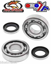 Kawasaki KDX200 KDX 200 1983 - 1990 All Balls Crankshaft Bearing & Seal Kit