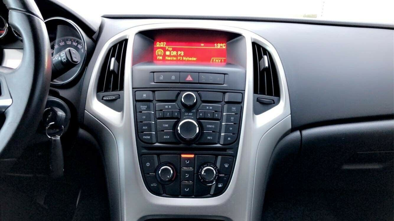 Opel Astra 1,7 CDTi 110 Enjoy Sports Tourer