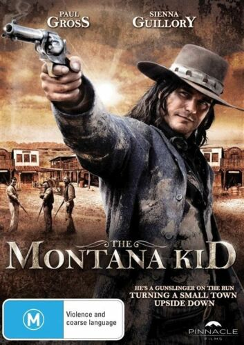 1 of 1 - The Montana Kid (DVD, 2012)