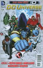 Us cómic Pack DC Universe Presents: 0+13-18 (New 52) dc