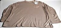 Tommy Bahama Casino Grey Ace High Crew L/s Shirt Td29238 Nwt's B1a
