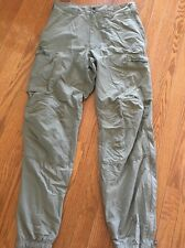 Military Special Ops PCU Level 5 Softshell Pants Patagonia -- Medium Reg #b100