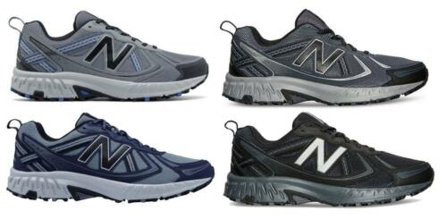 Hot NEW BALANCE Men's Breathable Athletic Trail Running Sneakers, Med & X Wide 4E  free shipping