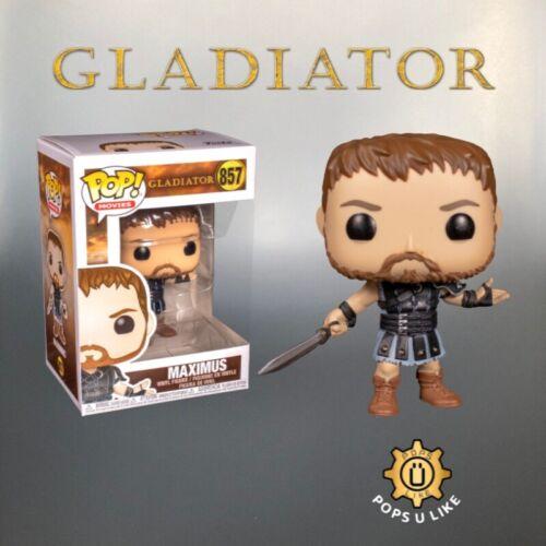 Gladiator Maximus Funko Pop Vinyl Film Movie